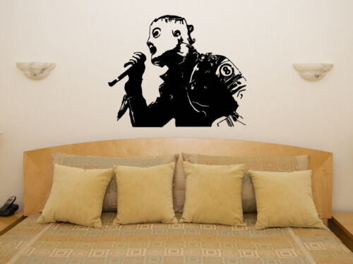 Corey Taylor Slipknot Singer Music Artist Group Wall Art Decal Sticker Picture