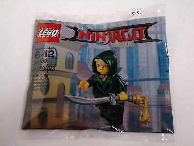 Lego Ninjago Movie Lloyd Garmadon 30609 Minifigure NEW Promo Polybag Exclusive