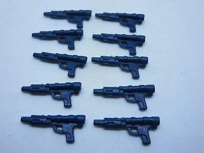 Blue Bespin Blaster//Gun Weapon VERY CLOSE Star Wars MP