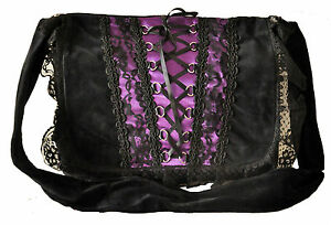 Renaissance-Gothic-Unisex-Punk-Vintage-Victoria-Vamp-Retro-College-Shoulder-Bag