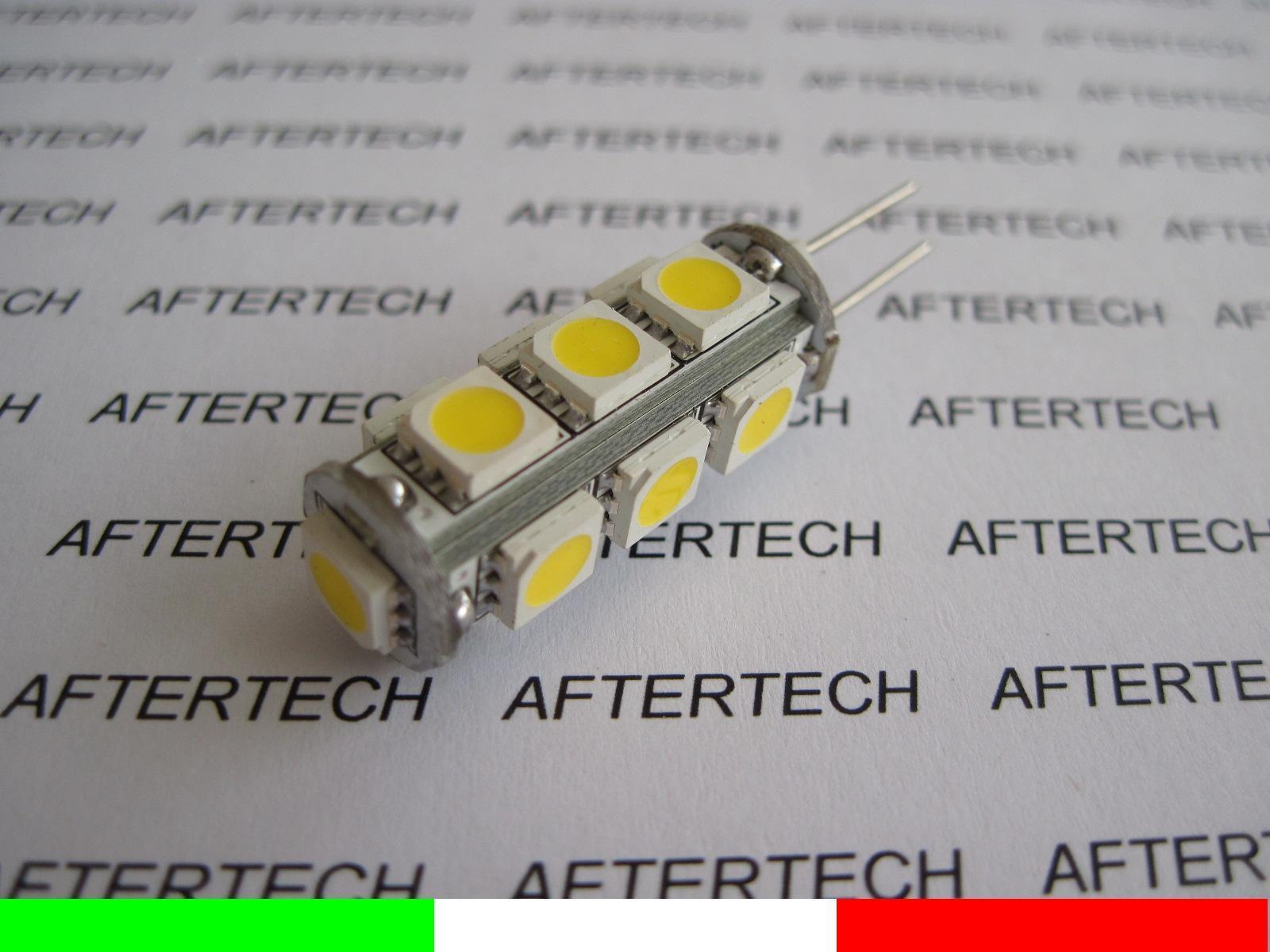 10 x G4 Birne Strahler 13 LED SMD5050 warmweiß 3200 k v113 | Klein und fein