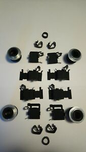 FRONT-Brake-Pad-Fitting-Hardware-Kit-Fits-LEXUS-IS-IS200d-IS220d-IS250-2005-2013