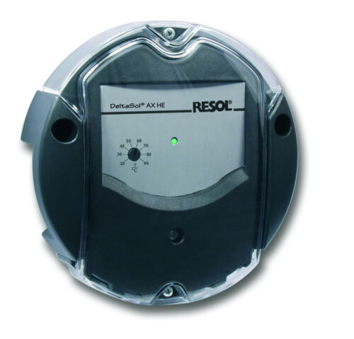 2 Sensoren Pt1000 RESOL Solarregler DeltaSol® AX HE inkl 1 x FKP6, 1 x FRP6