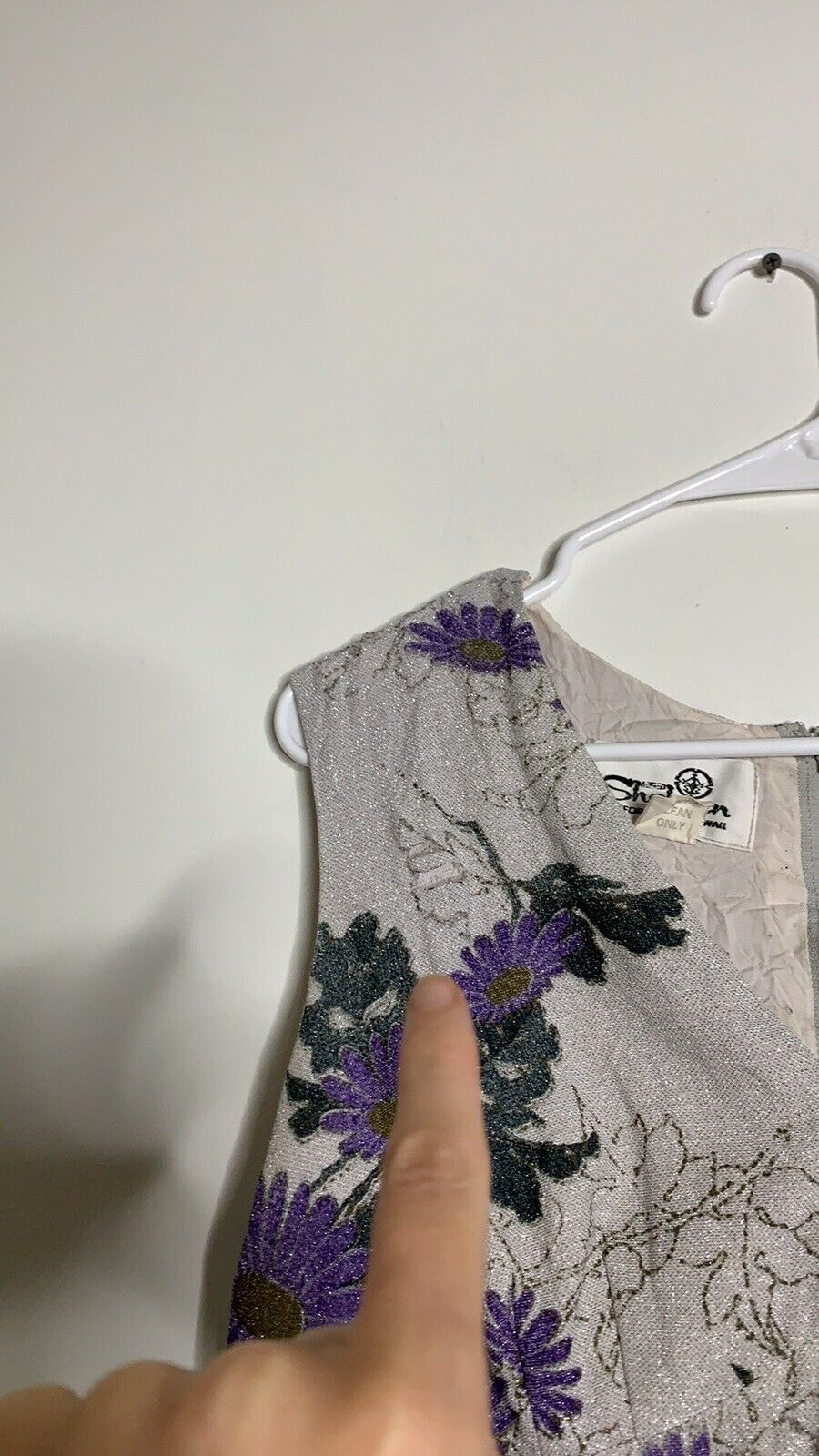 Vintage Alfred Shaheen Daisy Dress - image 8