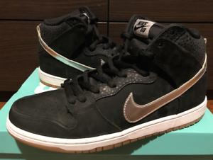 big sale b6cc8 05892 Details about DS Nike Dunk High Premium SB SOMP Nigel Sylvester 635535-001  - Size 11.5
