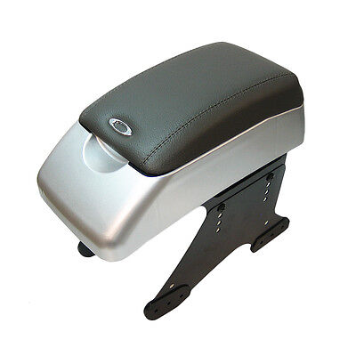Bracciolo Centrale Console Faux Leather Accoppiamenti Peugeot 406 206 207 307-