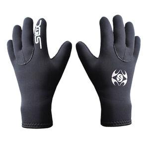 3MM-Neoprene-Wetsuit-Gloves-Scuba-Diving-Surfing-Snorkeling-Kayaking-Cold-proof