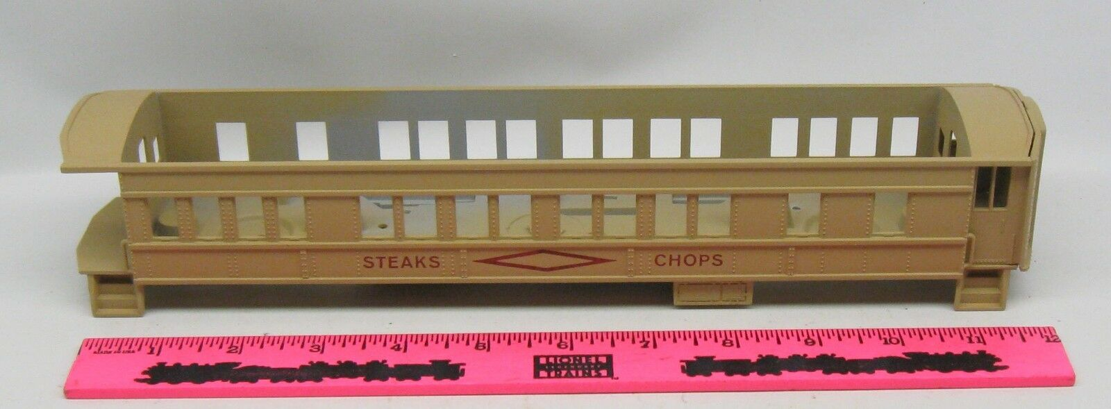 Lionel  Steaks Chops 10-2722-3 Roadside Dinner Shell