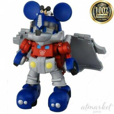 Takara Tomy Disney Label Mickey Mouse Trailer Standard Action Figure