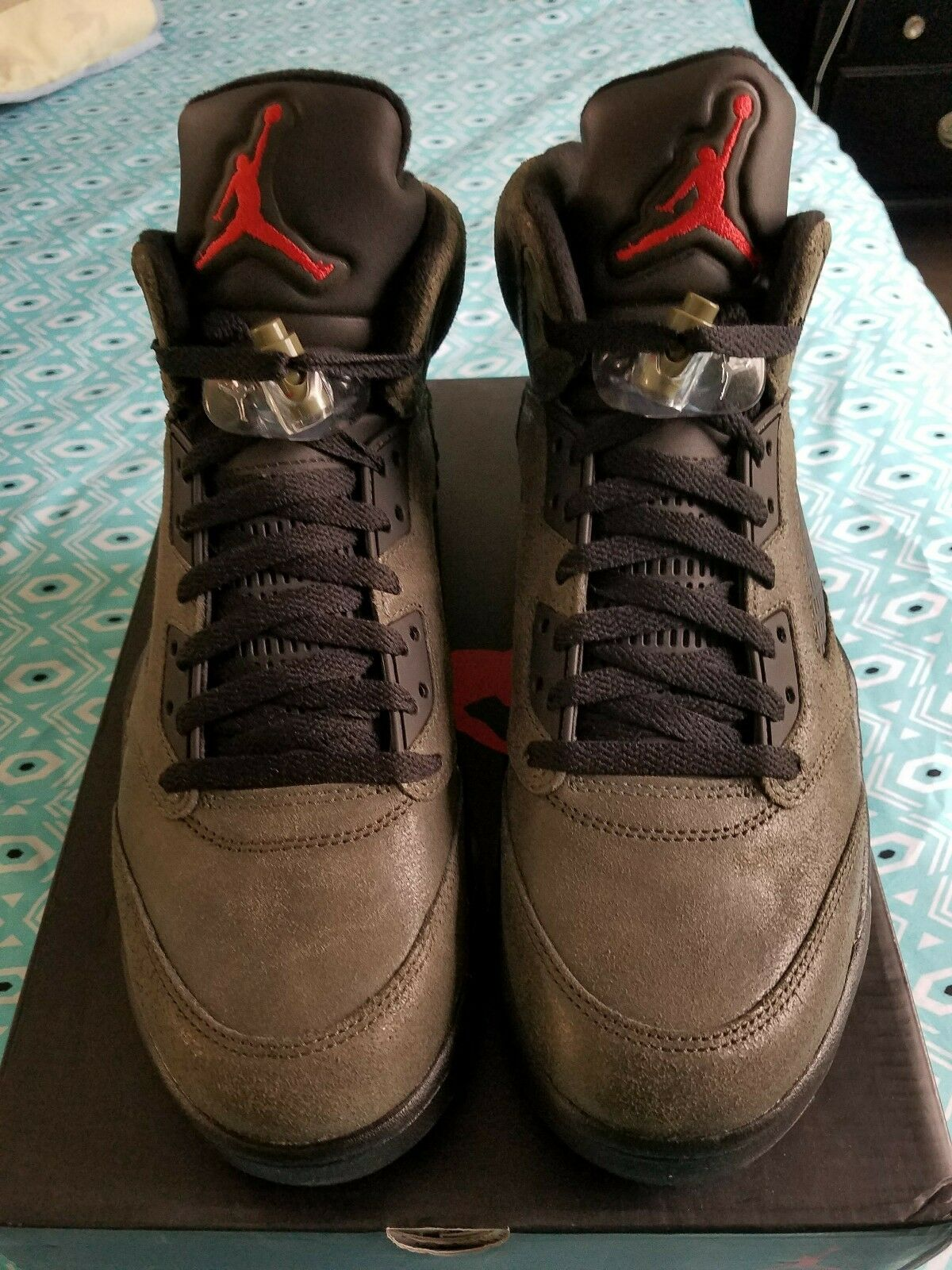 Nike Air Jordan 5 Fear Size 10