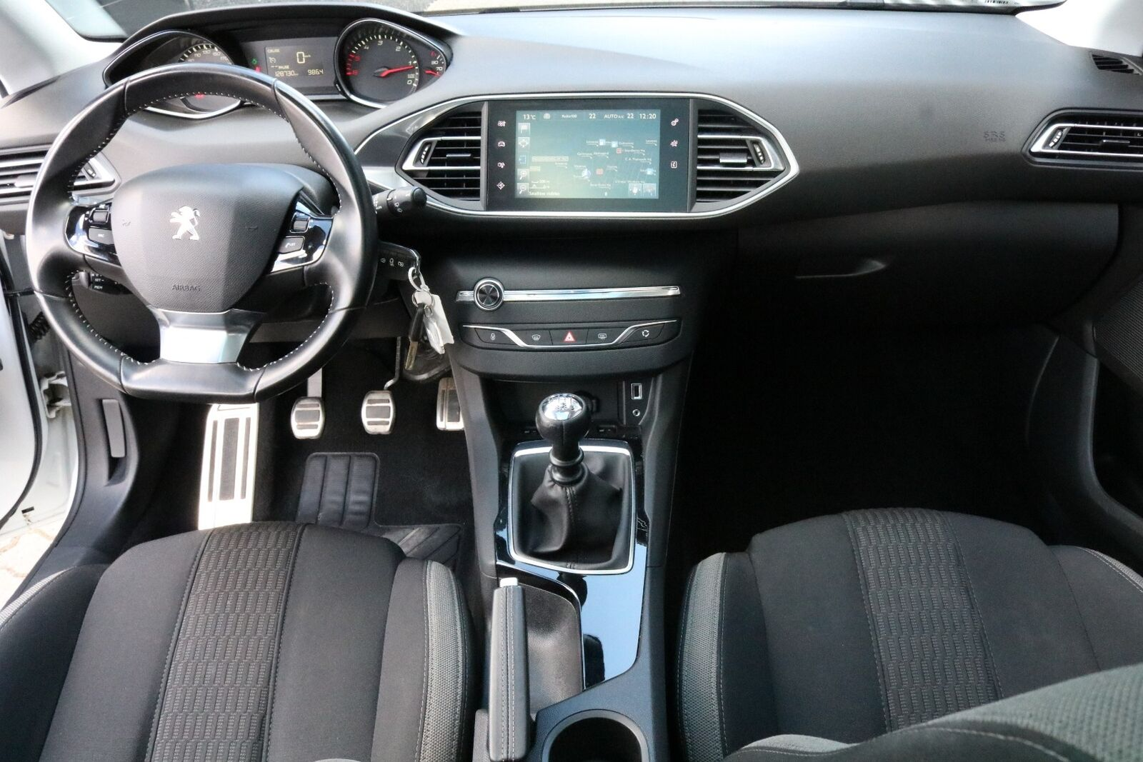 Peugeot 308 BlueHDi 120 Chili Allure SW