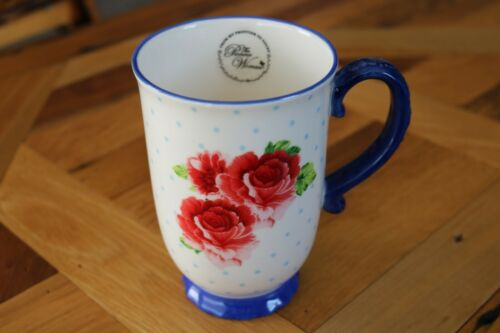 The Pioneer Woman 18 oz Heritage Floral Latte Mug
