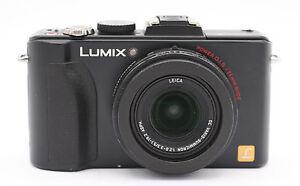 panasonic lumix dmc lx5 10 1mp 3 screen 3 8x zoom digital camera rh ebay com Panasonic Lumix Dmc- Gm Whole Packing Panasonic Lumix Dmc- Gm Whole Packing