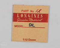 Longines Genuine Material Part 12 Roller Table For Longines 9l