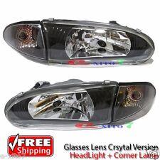 New Proton Arena Satria Wira M21 Crystal Black Head Signal Corner Light Lamp SET