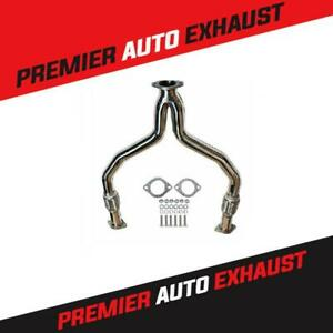 fits: Infiniti 2003-2010 G35 G35X G37 FX35 FX45 Exhaust Y-Pipe / Flex Pipe Canada Preview