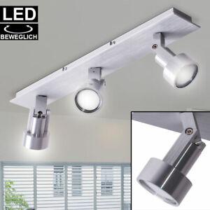 LED Decken Leuchte Balken Strahler Schlaf Zimmer Spot Beleuchtung beweglich