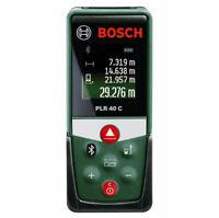 Bosch Plr 40 C Laser Range Finder Distance Measurer