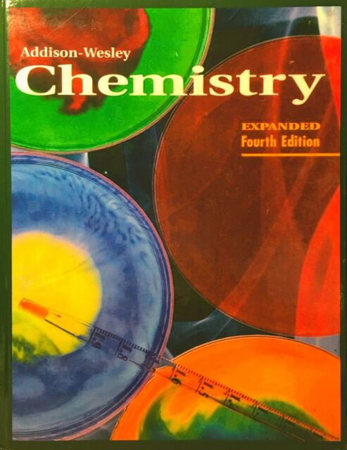 Addison-Wesley Chemistry (2002, Hardcover, Student Edition of Textbook)