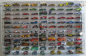 108-Hot-Wheels-1-64-Scale-Diecast-Display-Case-UV-Protection-Acrylic-AHW64-108