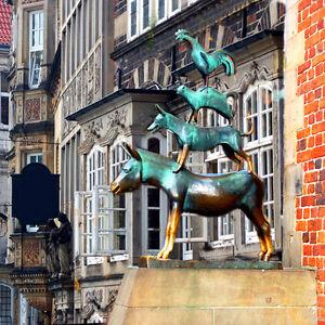 4Tg-Bremen-Kurzurlaub-Weser-4-Sterne-Hotel-guenstig-buchen-Staedtetrip-Reise-Deal