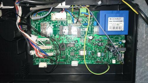 Schede Caldaie Ariston con pannelli Caldaia Condensazione completa x test