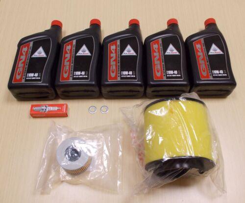 New 2001-2004 Honda TRX 500 TRX500 Rubicon ATV OE Complete Service Tune-Up Kit