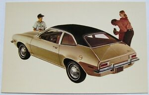 1973-Ford-Pinto-2-Door-Sedan-Postcard