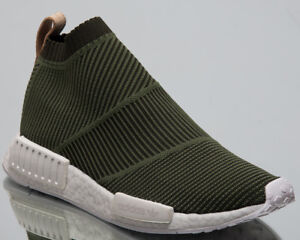 c7c5ce1eb Image is loading adidas-Originals-NMD-CS1-Primeknit-Night-Cargo-Men-
