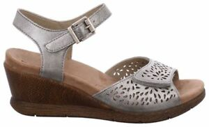 Sandals Wedge Size Eu Romika Platinum 39 Uk Ladies 6 05 Nevis xawp0dp5q