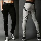 Jogging Gym Sport Harem Pants Skinny Slim Fit Training Trousers Sweatpants Mens
