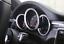 Indexbild 3 - Fuer-Porsche-Cayman-Boxster-Macan-14-Dashboard-Decorative-Ring-Cover-Trim-Silver