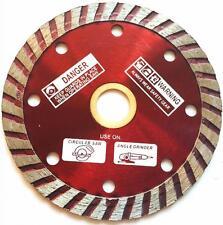 4 inch DIAMOND Turbo Wet or Dry Ceramic Tile Saw Blade (Buy 6 get 1 free)
