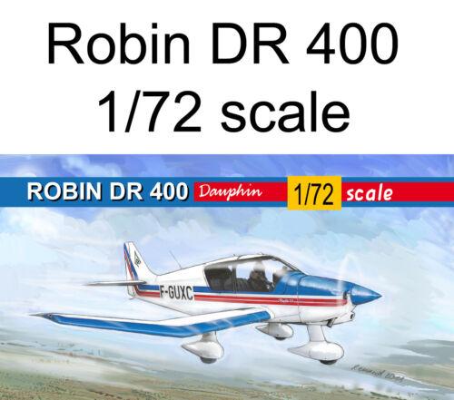 ROBIN DR 400 Sharkit resin 1//72