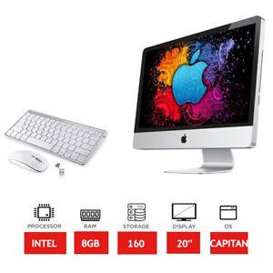 Apple-iMac-A1224-20-034-Intel-2-26GHz-Processor-160GB-HDD-8GB-RAM