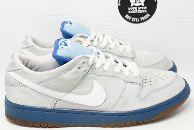 Nike Dunk SB Low Border Blue Size 9.5
