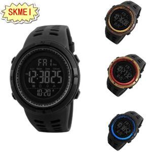 SKMEI-Fashion-Mens-Smart-Watches-Digital-Sports-Wrist-Watch-Waterproof