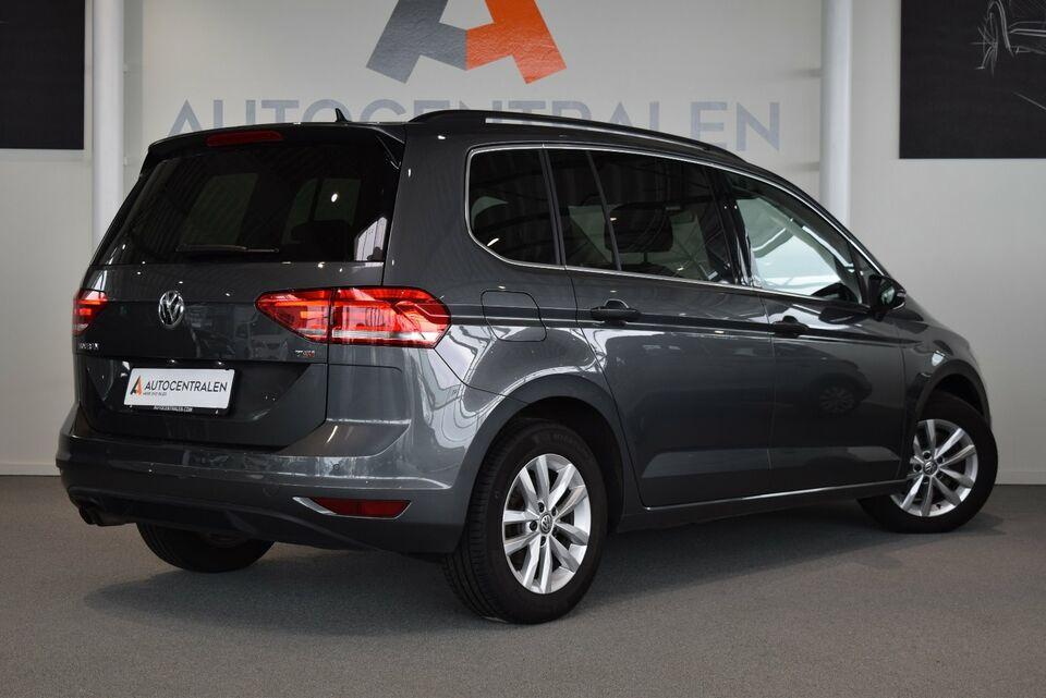 VW Touran 1,4 TSi 150 Comfortline 7prs Benzin modelår 2017