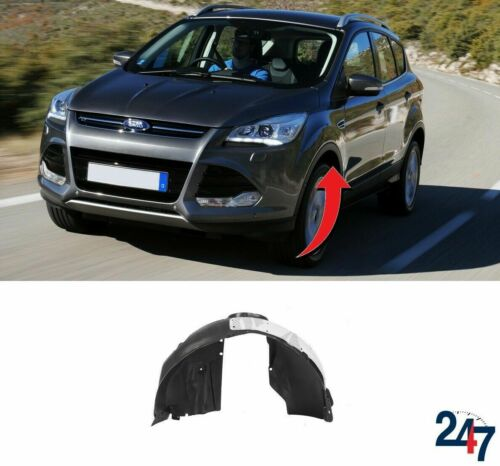 FRONT Wing PARAFANGO INTERNO Splash Guard SINISTRO Diesel per FORD KUGA 13-16