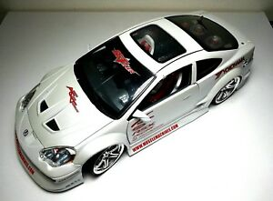 Funline-Muscle-Machines-SSTuner-2002-Acura-RSX-White-1-18-scale-die-cast-MIB