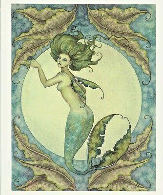 Sea Bride I Amy Brown RARE