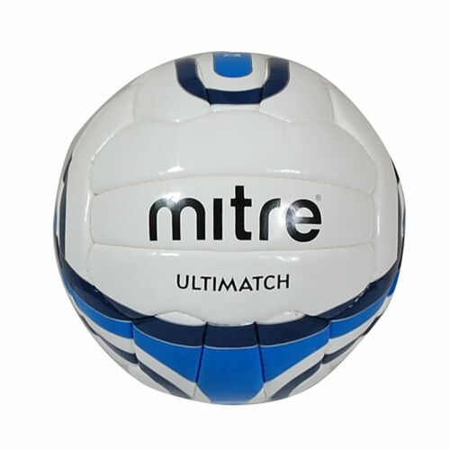6 x Mitre Ultimatch Match Football