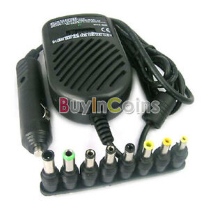 80W-Universal-Car-Charger-Power-Supply-Adapter-For-Laptop-SONY-HP-IBM-Dell