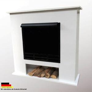 Kaminofen-Ethanol-und-Gelkamin-Kamin-Gel-001W-Deluxe-Weiss-mit-gratis-Zubehoer