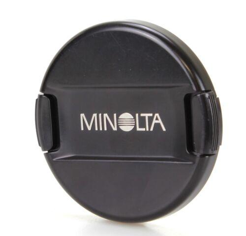 Réf#S-370 Original Minolta 62 mm LF1162 Bouchon avant pour objectif