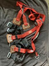 Bashlin Body Harness 683xcf M Fits 58 511 350 Lbs Preowned Leather Ends