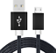 Magnetic-Non-Magnetic-Braided-Micro-USB-Charging-Data-Cable-For-Samsung-S7-S6-S5 thumbnail 16