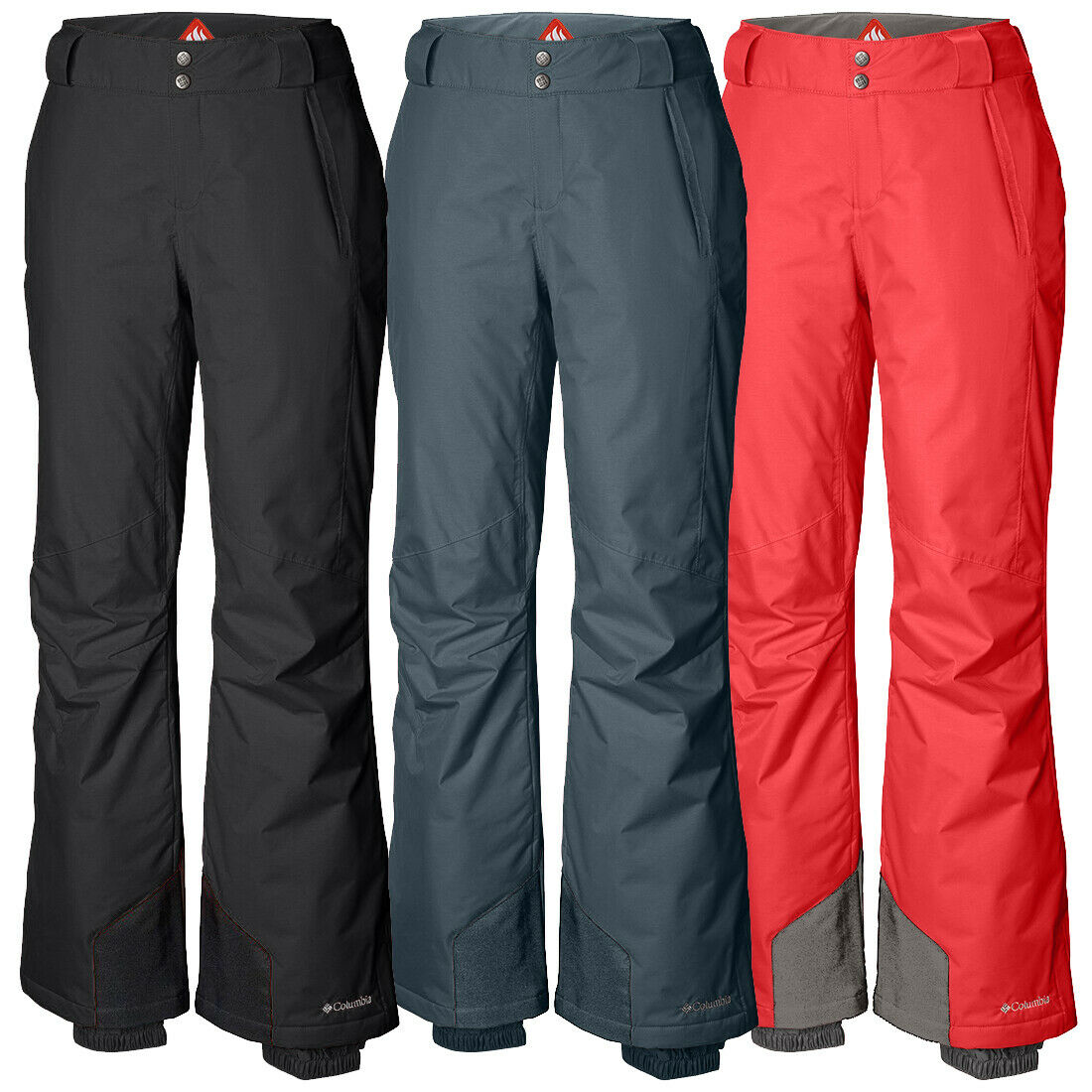 New damen Columbia  Bugaboo  Omni-Heat Insulated Waterproof Winter Snow Pants