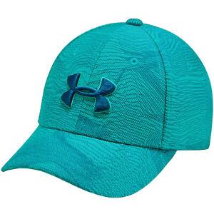 Under-Armour-Impreso-Blitzing-3-0-Ajustada-Casual-Beisbol-Cap-Hat-Aqua-XS-S
