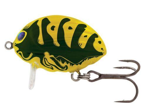 Wobbler Salmo Lil`Bug 2,5cm Lil/'Bug 3cm Forellen Barsch Mini Wobbler Köder
